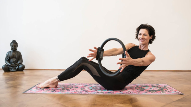 19. September: Introduction to Pilates – Workshop