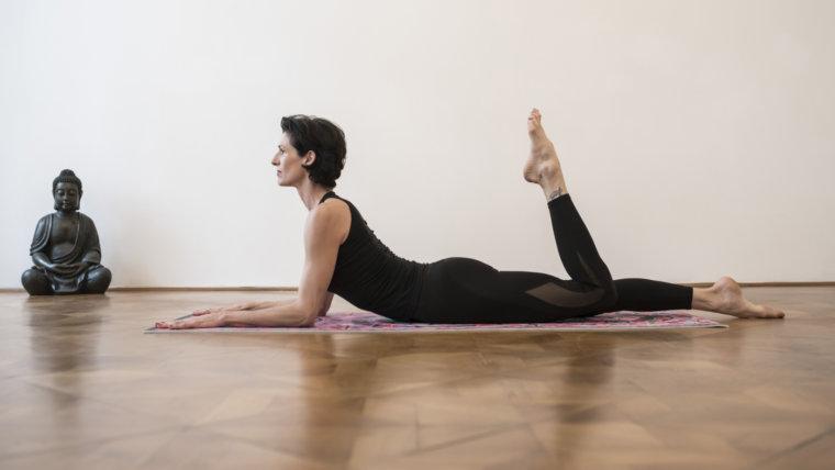 Ab Herbst: Freitag 16:30 Pilates & Yoga Fusion