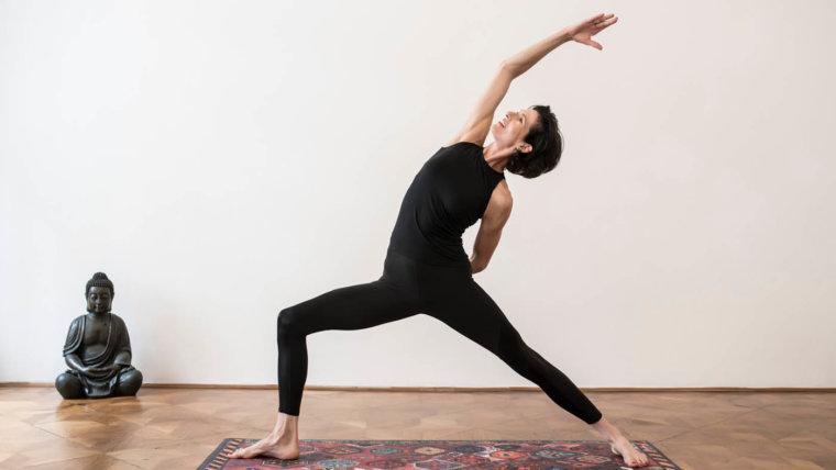 NEU im Herbst: Montag 8:15 Pilates & Yoga Fusion