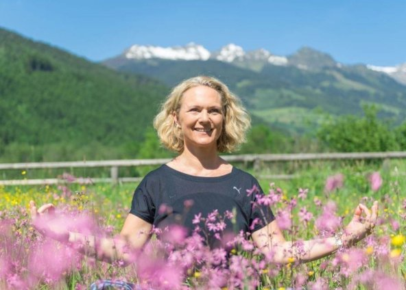 Alexandra Meraner – Gesundheitsyoga