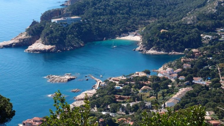 PILATES BEACH ESCAPE May 11-18 in Begur, Costa Brava/Spain