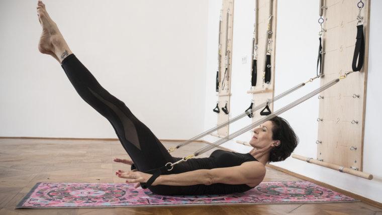 NEU ab März: Pilates Springboard jetzt auch Donnerstag 18:15