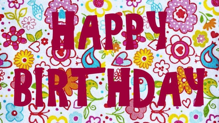 Happy 1st Birthday!