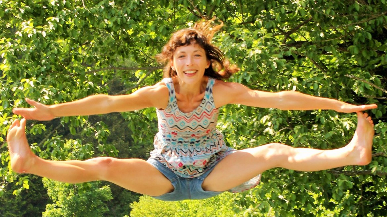 Welcome to the team: Stefanie Zobernig – Kinderyoga
